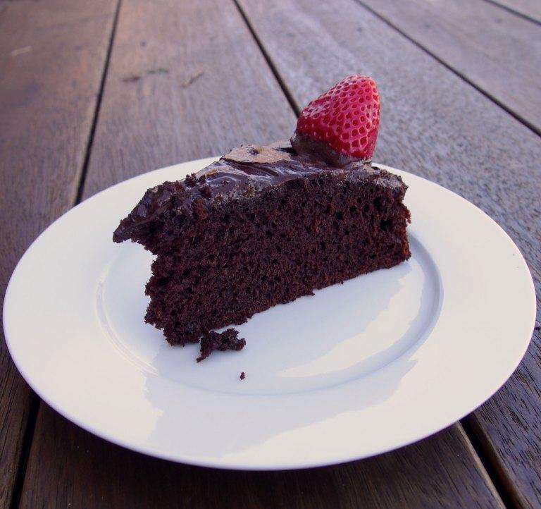 Mmmmmmm, cake...
