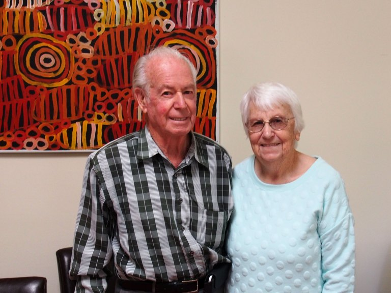 Gran and Pa