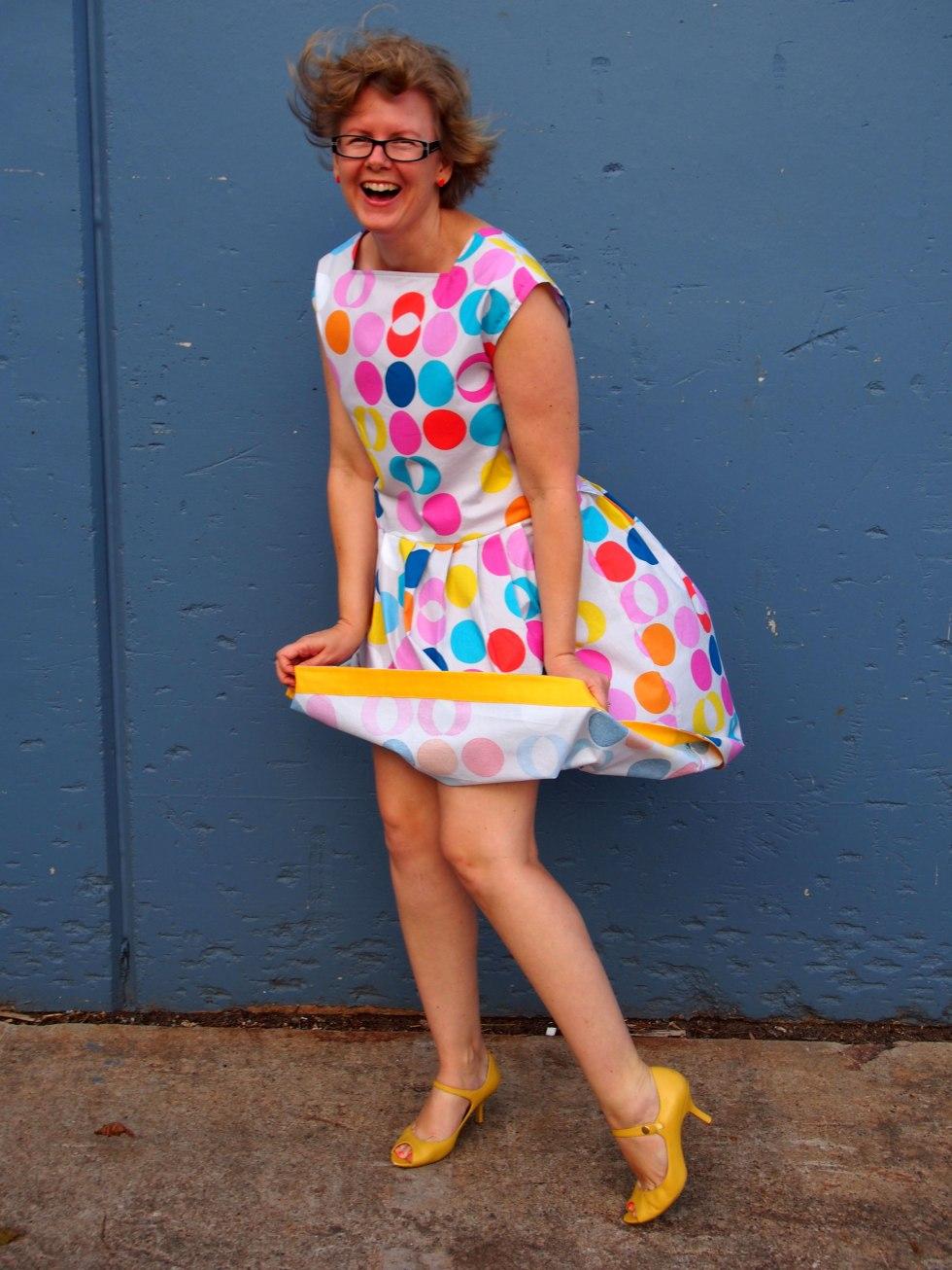 Princess Di last week, Marilyn Monroe this week!